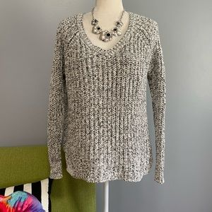 American Eagle Oversized Chunky Knit Sweater